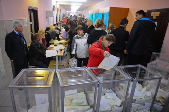 Виборчі дільниці у Черкасах відкрились із запізненням