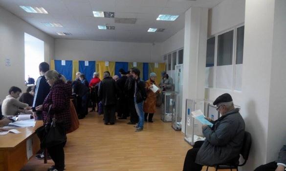 На одній із черкаських дільниць бюлетені не відповідають округу