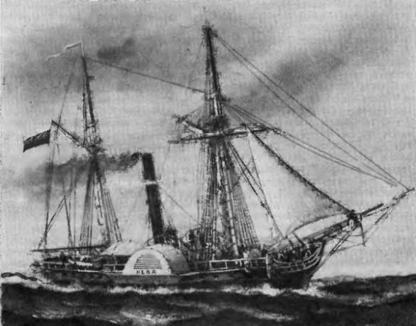 Перший пароплав на Дніпрі побудували на Черкащині