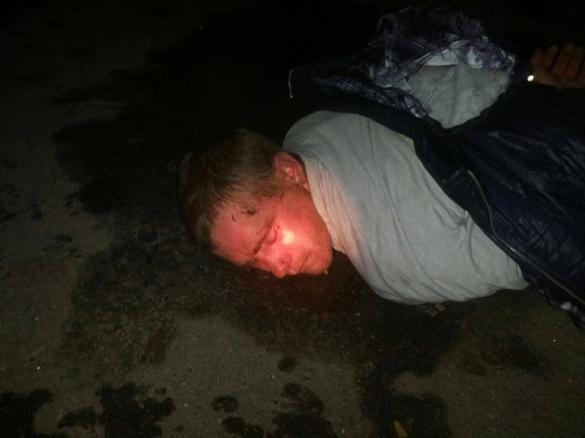 У Черкасах вночі спіймали трьох військовиків-бешкетників