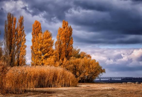 Якою фантастичною є осінь на Дніпрі