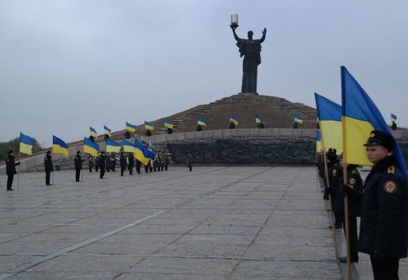 У Черкасах не забули про річницю визволення України від фашистів