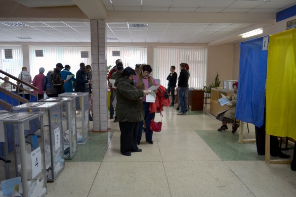 ЦВК оприлюднила результати виборів до Чорнобаївської селищної ради