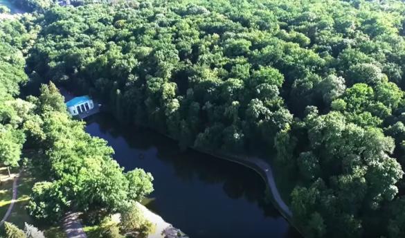 Неймовірна краса Черкащини потрапила в популярний ролик про Україну