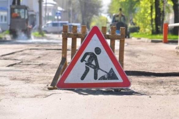 У Черкасах перекрили рух транспорту на двох вулицях