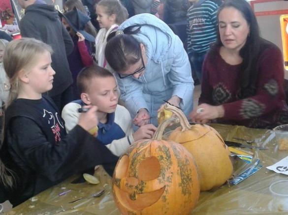 У Черкасах відсвяткували Хелловін (ФОТО)