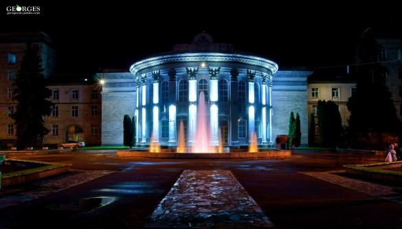 Черкаські фонтани більше не працюють