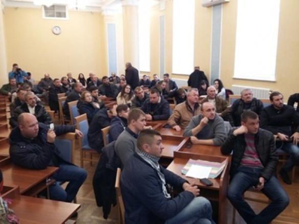 На Черкащині підозрюють фальсифікацію результатів виборів до облради