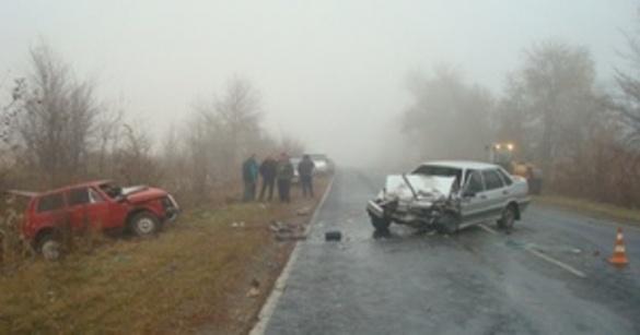 У ДТП на Черкащині травмувалися сім чоловік (ФОТО)
