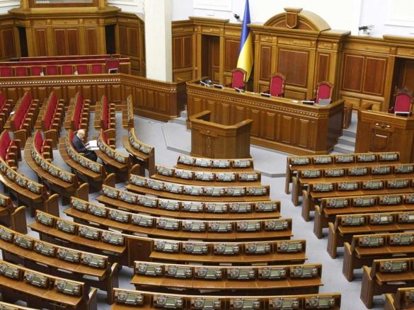 Черкаські народні депутати: рейтинг прогульників у Верховній Раді