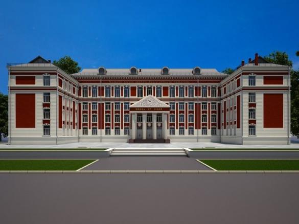 Якою могла бути 17 школа у Черкасах після реконструкції