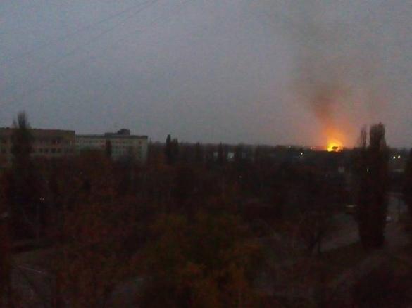 Черкаські рятувальники гасили пожежу на сміттєзвалищі протягом 10 годин