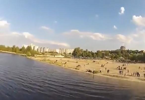 У мережі з'явилося яскраве нагадування про літо у Черкасах