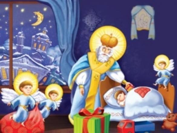 У Чигирині для маленьких дітей житиме Святий Миколай