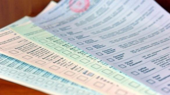 У Черкасах ще не друкували бюлетені для виборів міського голови