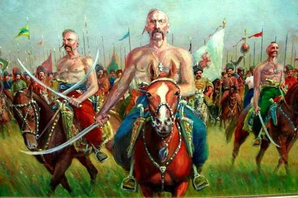 Козаки вчили черкаських учнів історії