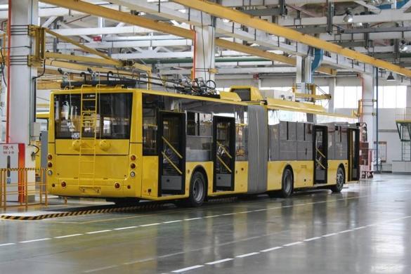 У нових черкаських тролейбусах будуть розміщені відеокамери?