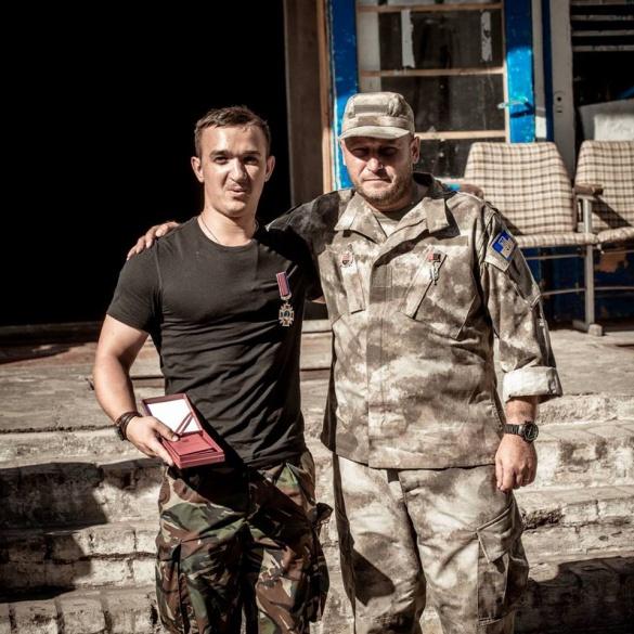 Добровольців АТО не беруть до черкаської поліції?