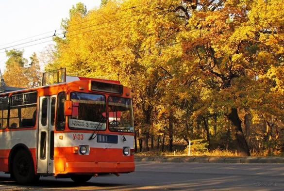 Фото, після яких ви захочете покататись у черкаських тролейбусах