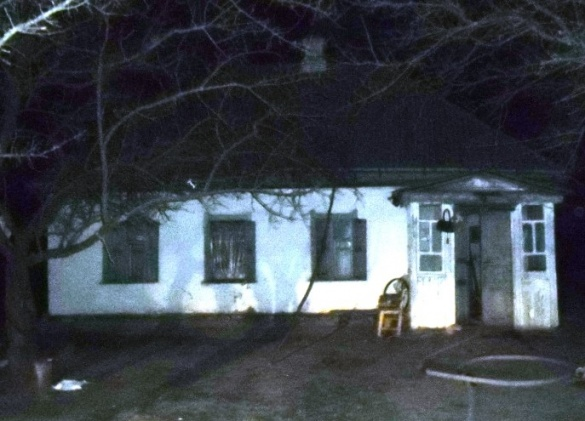 Смерть через недопалок: на Черкащині знову сталася пожежа у будинку