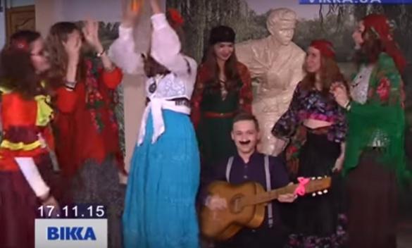 Черкаські студенти на один день стали героями відомих фільмів