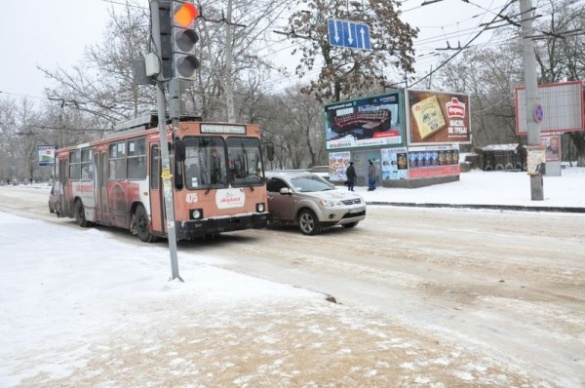 На утримання доріг взимку Черкаси мають півтора мільйона гривень
