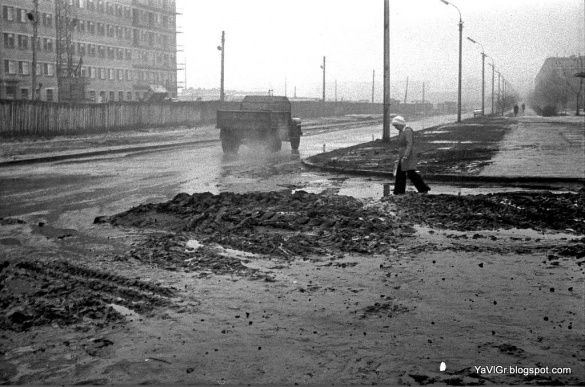 Якою була Третя міська лікарня у Черкасах майже 40 років тому (ФОТО)
