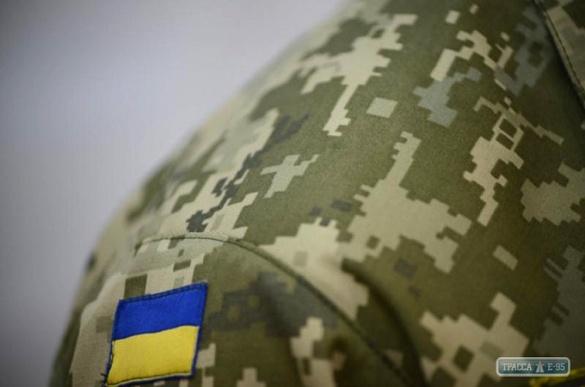 У Черкасах бійці АТО посприяли у нагороді для представника військомату