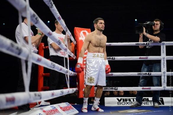 Черкаський боксер здобув перемогу, нокаутувавши литовського суперника (ФОТО)