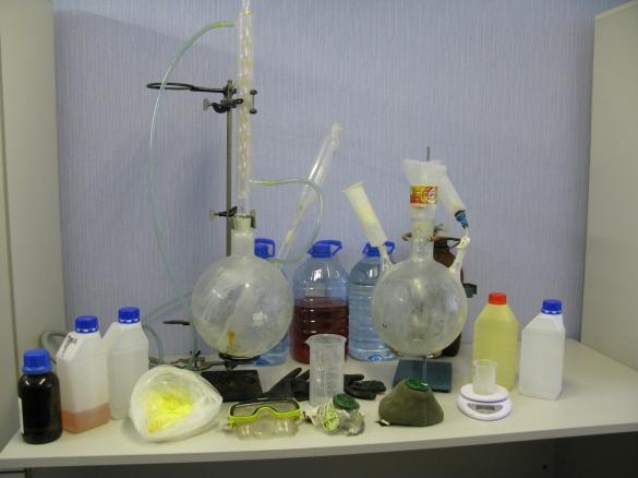 Черкащанин вдома виготовляв метамфітамін