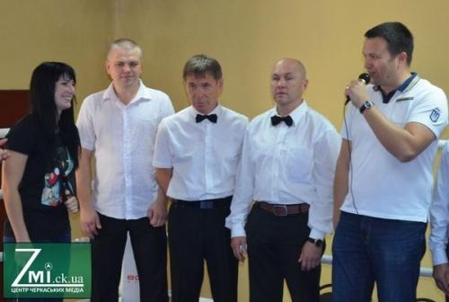 Черкаського депутата визнали спортивним меценатом півріччя