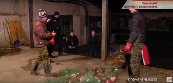 На Черкащині розшукують чотирьох зухвалих браконьєрів