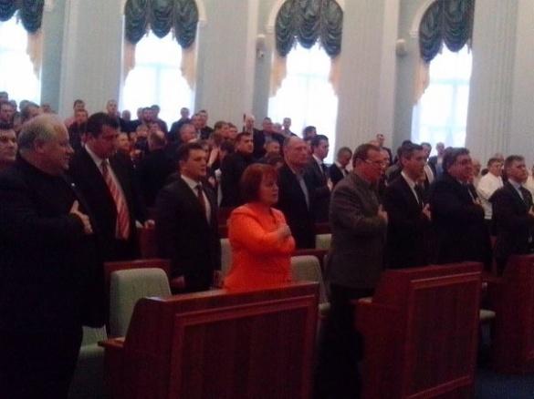 Вчасно піти. 6 коротких висновків із сесії Черкаської обласної ради