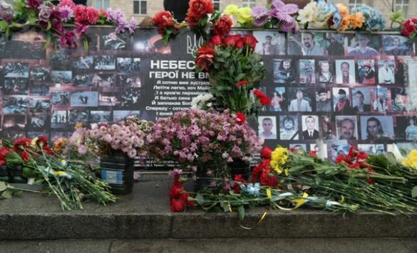 Черкащани на народному віче згадали тих, хто загинув на Майдані
