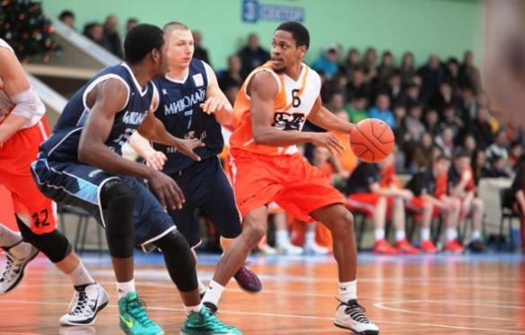 Черкаські баскетболісти на останній грі встановили рекорд