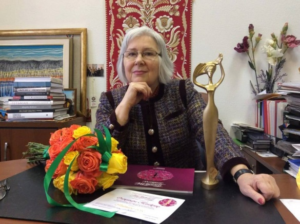 Черкаську майстриню нагородили Всеукраїнською премією