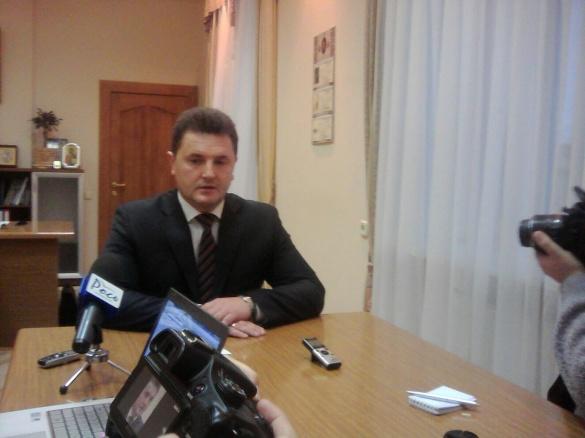 Новообраний голова Черкаської облради знову заперечує свою причетність до
