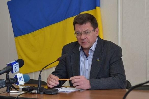Екс-мера Черкас Сергія Одарича на сесії міськради немає