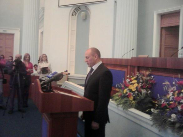 Бондаренко запевнив, що обирати секретаря міськради ніхто не збирався