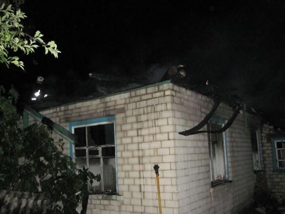 У черкащан горять будинки через несправне пічне опалення