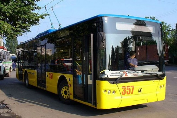 Лише дві особи захотіли бути водіями черкаських тролейбусів