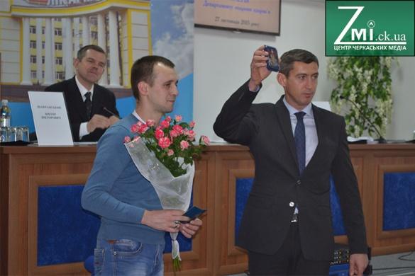 Ткаченко нагородив лікарів, які працювали у зоні АТО (ФОТО)