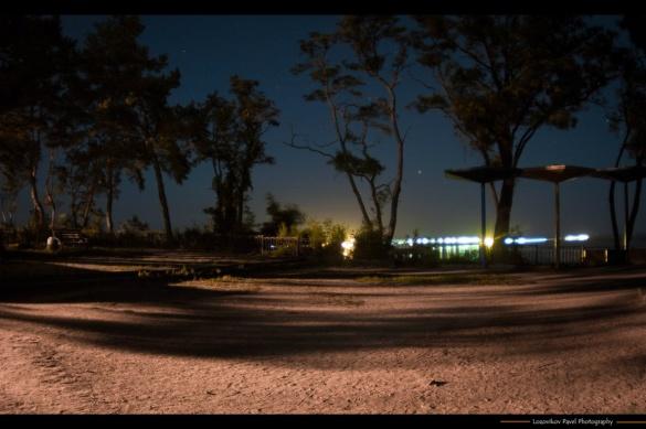 Черкаський парк на вихідних залишиться без світла