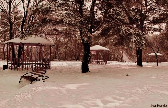 10 фото, які переконають вас, що зима у Черкасах чарівна