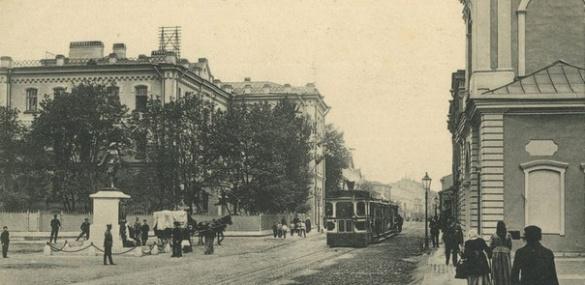 До початку Першої світової війни у Черкасах хотіли побудувати трамвайну лінію