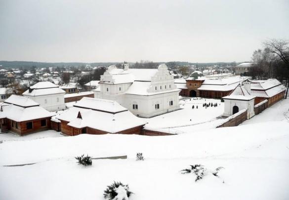 Найбільший вареник, фестиваль борщу та дім Святого Миколая чекає взимку на черкащан