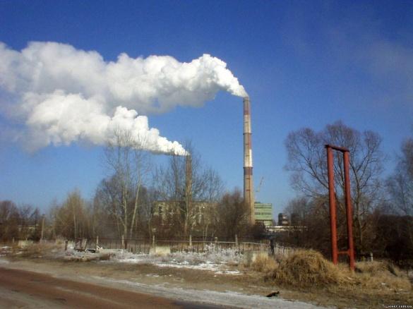 За забруднення повітря та води підприємство на Черкащині заплатило тисячу гривень