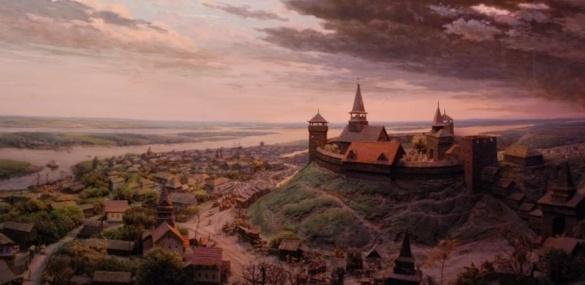 У центрі Черкас раніше стояв величезний замок (ФОТО)