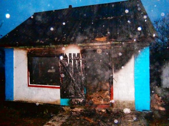 Через необережність з вогнем на Черкащині гасили дві пожежі (ВІДЕО)