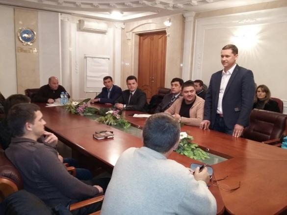 Голова Черкаської ОДА визначився із кандидатурою першого заступника